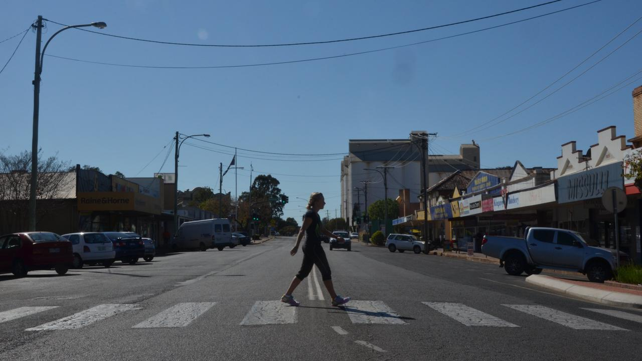 CBD UPGRADE: The project scope will cover Haly St, Kingaroy St, Glendon St and Alford St. Photo: Rhiannon Tuffield