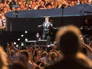 Elton 'boldly' cements Coffs as an events destination