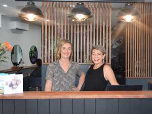 Mother and daughter duo open new 'Kick Hair' salon