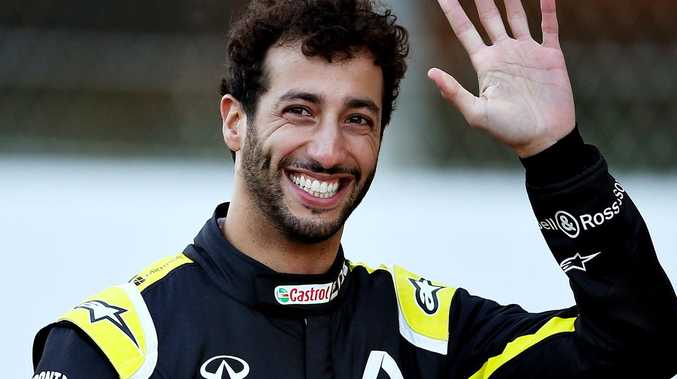 Ricciardo 'can't say no to Ferrari'