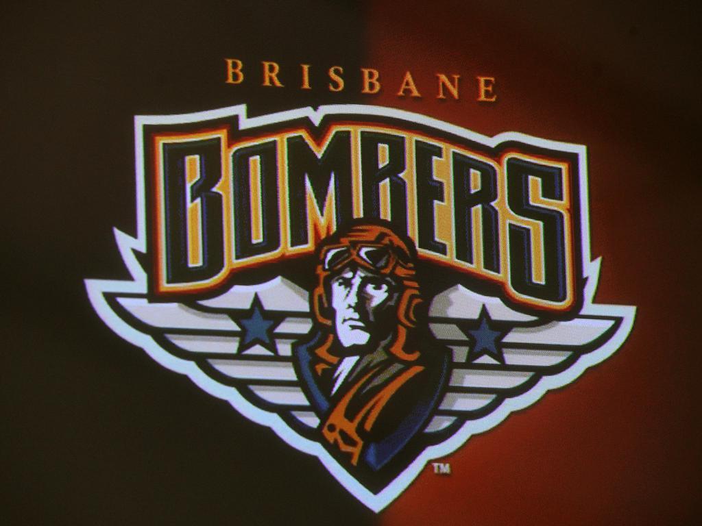Brisbane Bombers logo. Picture: Liam Kidston.