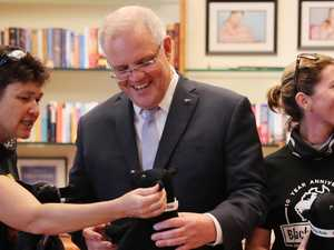 ScoMo supports Gympie woman's mental health message
