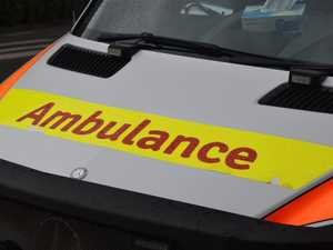 Two men rushed to hospital following a car rollover