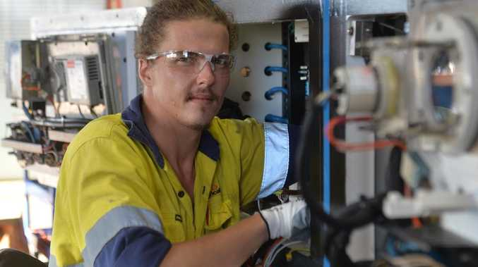 Not enough tradies to train Mackay apprentices