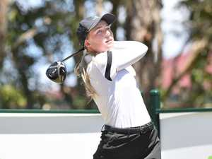 Sarah does Coast proud in Qld Open