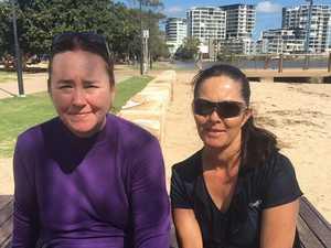 Kerilee Burke and Natasha Hoe