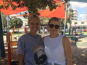 Liz Arousi and Stacey O'neil