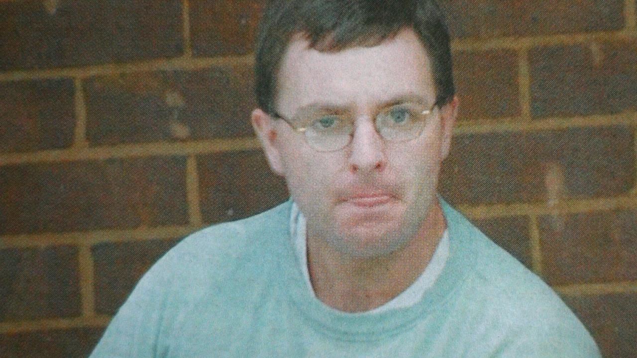 Warren Alan Forbes was sentenced to a combined minimum of 15 years jail for two killings in 2002. Picture: Albury Border Mail.