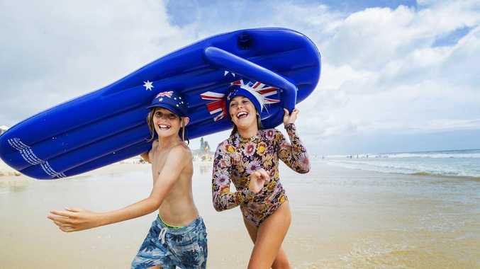 Coolum Beach named as Queensland's best
