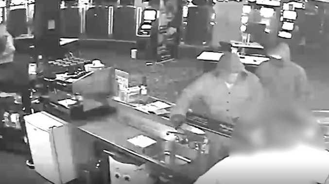 Bartlett's Tavern armed robbery accused sentenced