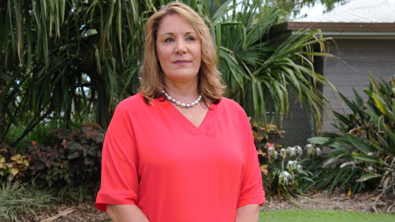 Mayoral candidate and governance councillor Helen Blackburn.