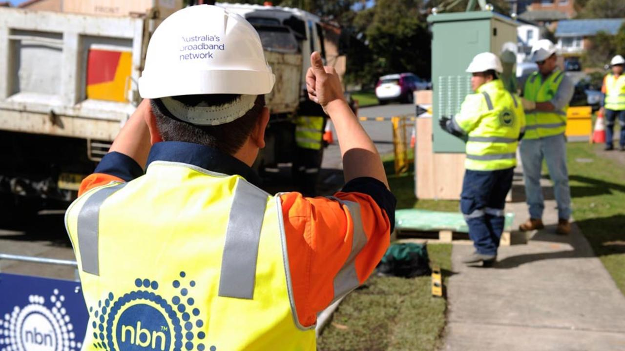 The NBN has come under scrutiny during a federal inquiry into its business case and the experiences of small business.