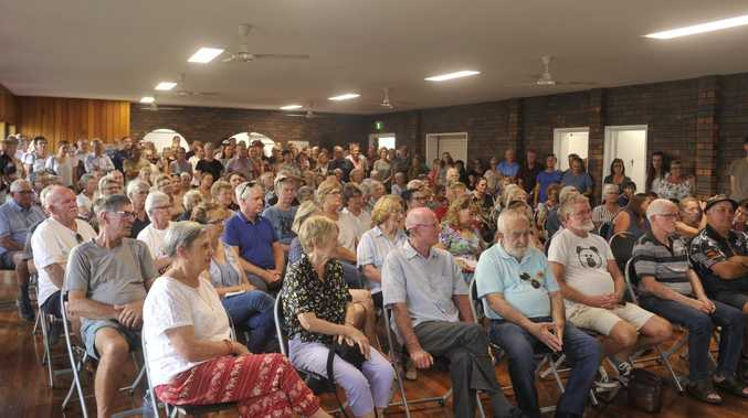Meeting reveals true impact of hospital restructure