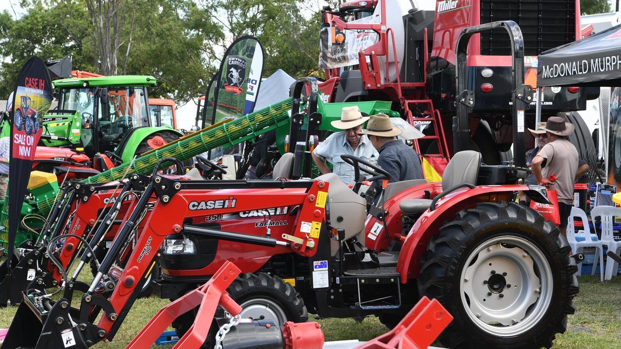 The Agrotrend event in Bundaberg in 2018.