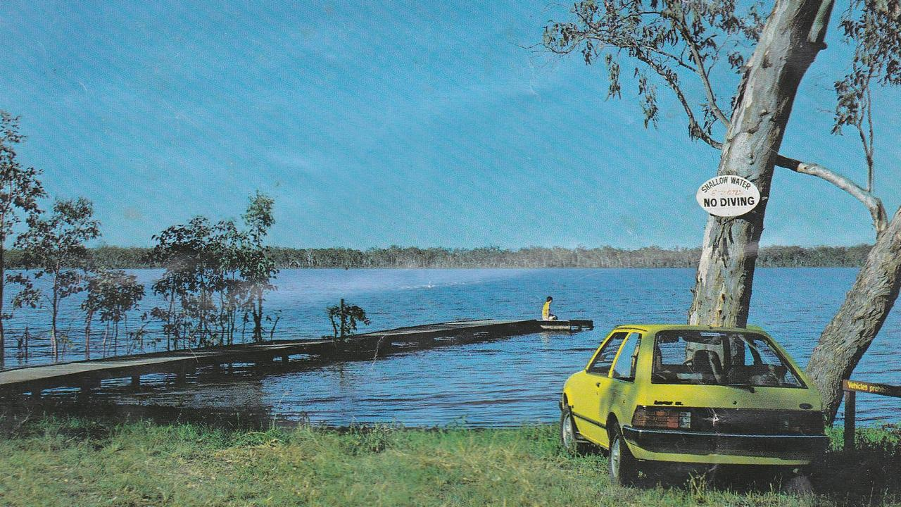 In the decades since the controlling days of Loudoun Station the beauty of Lake Broadwater has become available to the public at all times.