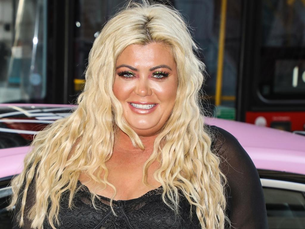 Gemma Collins at London Fashion Week in 2015. Picture: Brett Cove/SOPA Images/LightRocket via Getty Images
