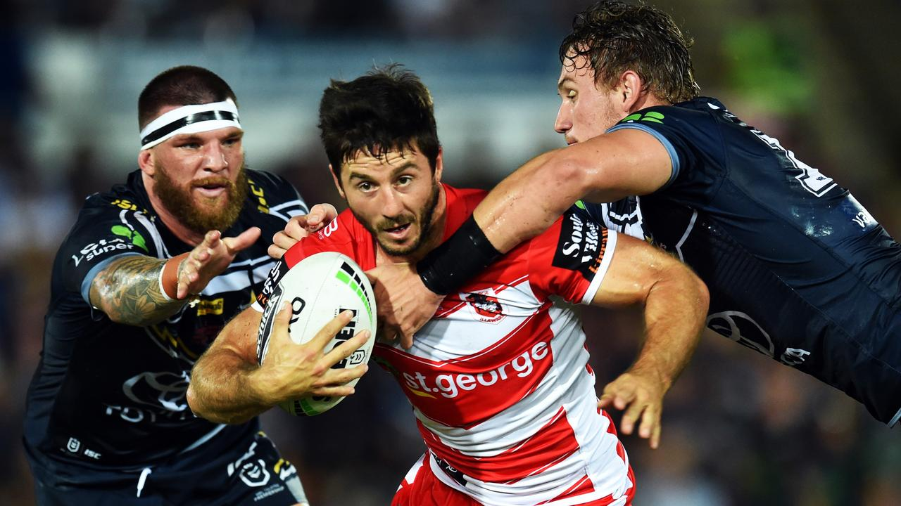 Ben Hunt is still one of the best playmakers in the game. Picture: Zak Simmonds