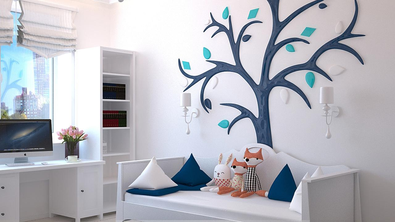 DESIGN TIPS: Danni Murray discusses how to style kids' bedrooms.