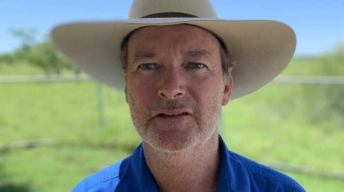 The challenges facing a Queensland cattle farmer