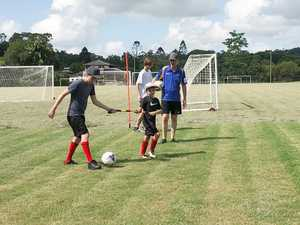 New program offering special-needs soccer