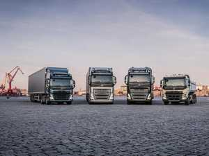 Volvo focuses on the driver in new generation of trucks