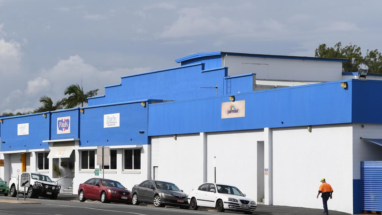 Lactalis Australia closed Rockhampton's Pauls factory yesterday.
