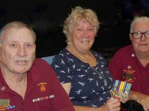 Kind gesture for robbed war widow
