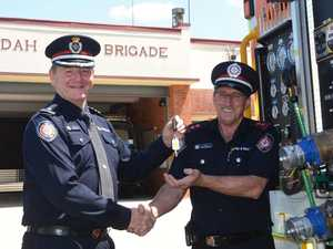 Gayndah fire captain to celebrate 35 years' service