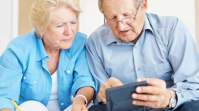Struggling retirees return back to work