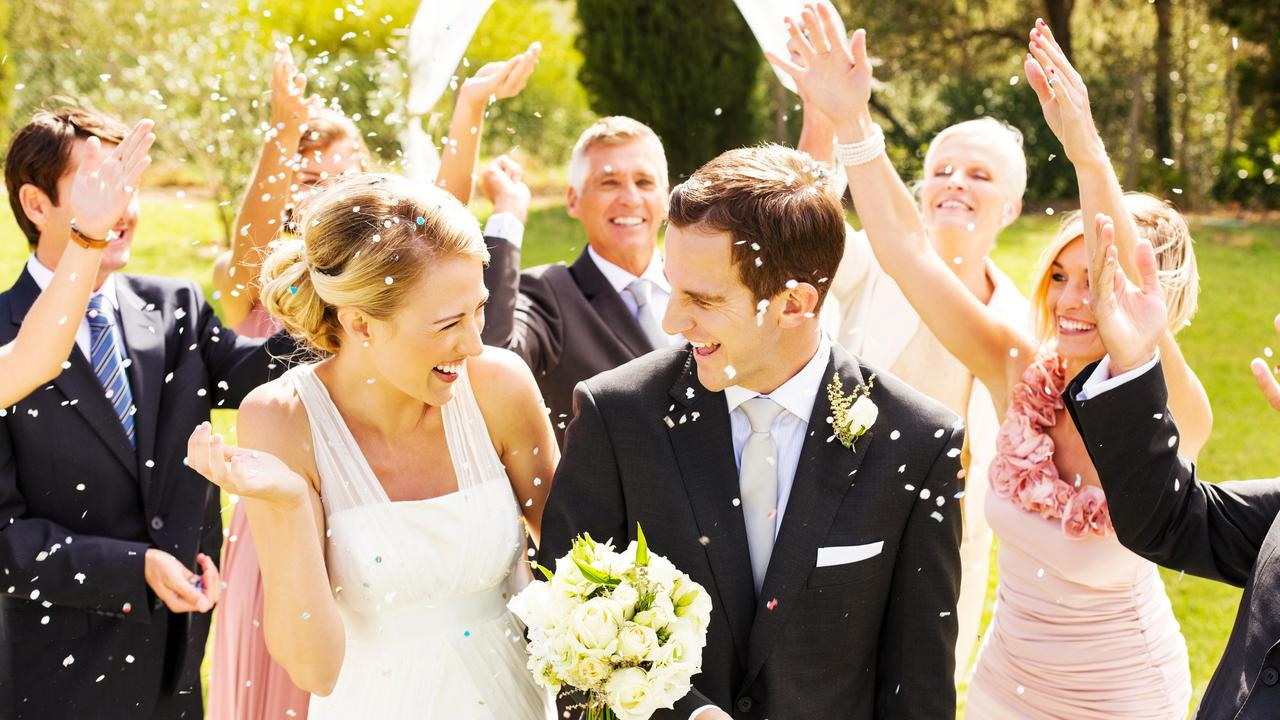 BIG DAY: A wedding insider has revealed she was inundated with requests to be the celebrant at February 29 nuptials.