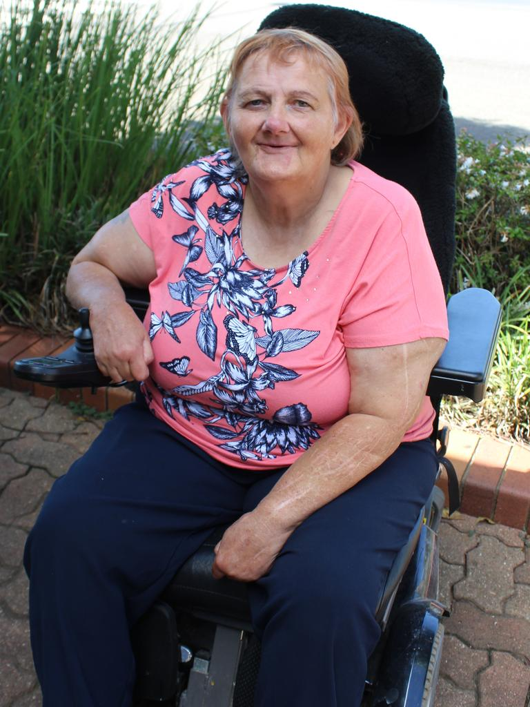 Rhonda Trivett has been campaigning for change for many decades in the South Burnett. Photo: Laura Blackmore