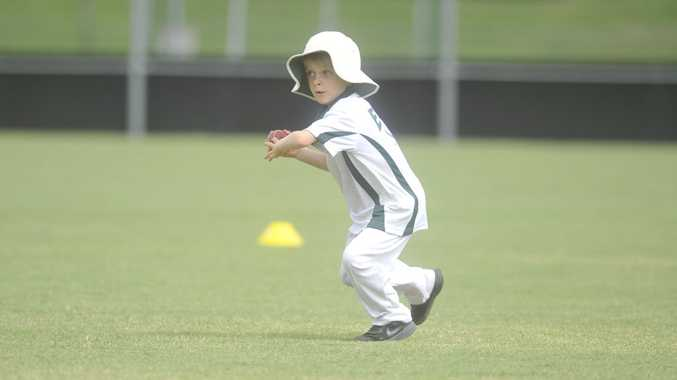 GALLERY: Final game of the season for junior cricketers