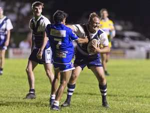 Jake Head for Brothers against Newtown in pre-season