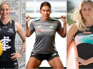 Australia's Top 20 women in sport revealed