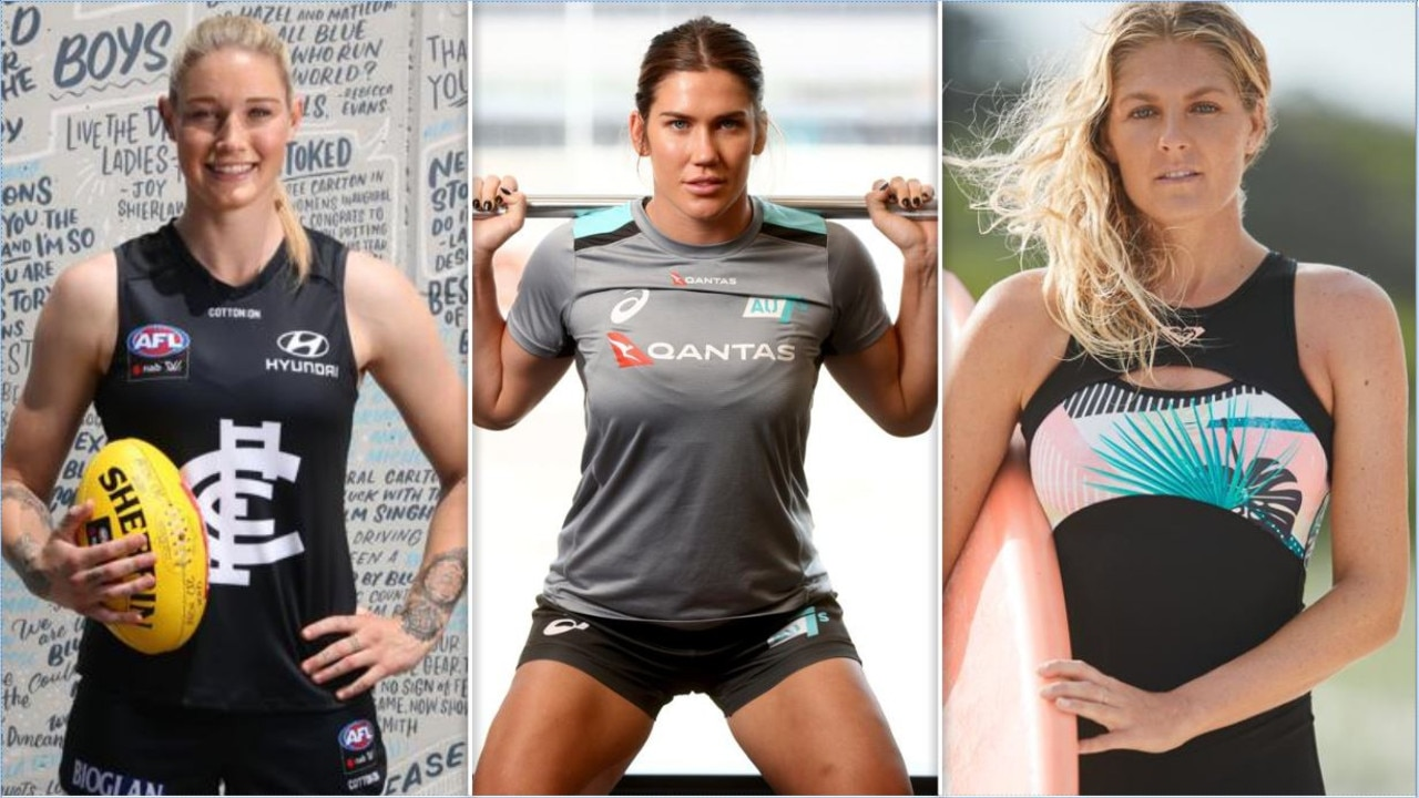 women in sport the most influential