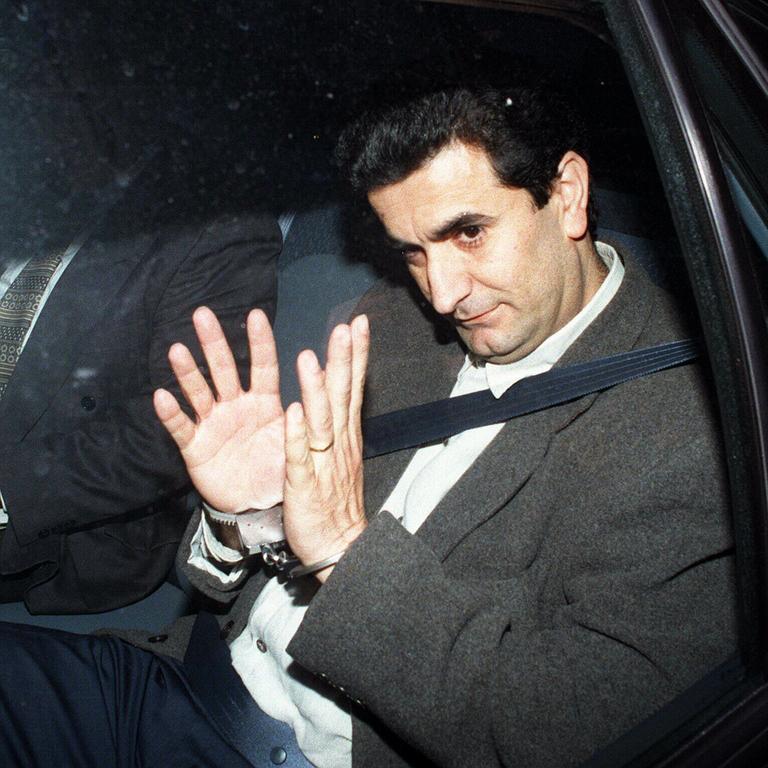 Convicted drug dealer Billy Bayeh.
