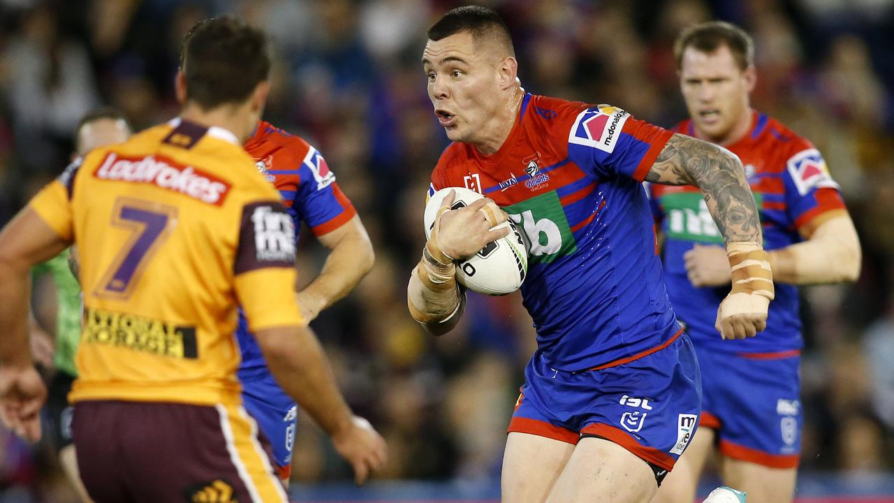 David Klemmer continues to be one of the best props in the league. Picture: AAP Image/Darren Pateman