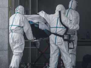 Suspicion as virus deaths skyrocket