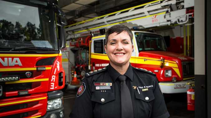 QFES superintendent nominated for prestigious award