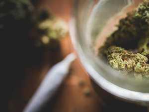 Man kept drug stash next to his bed