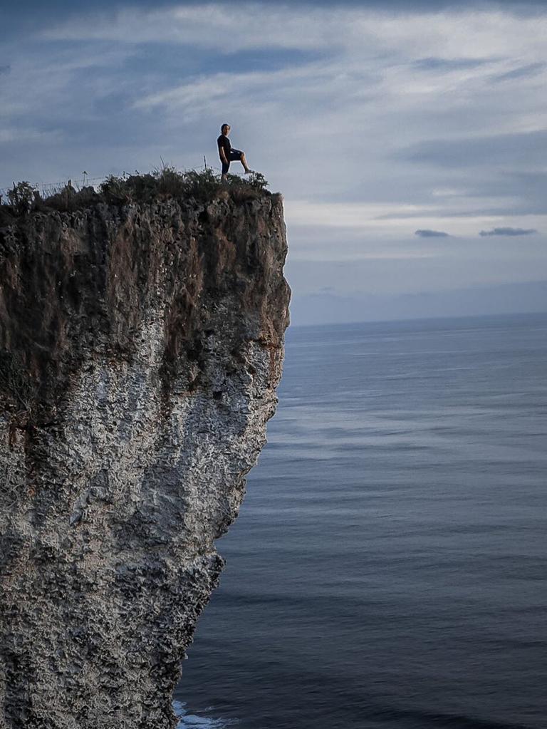 Karang Boma Cliff. Picture: @halimdasam