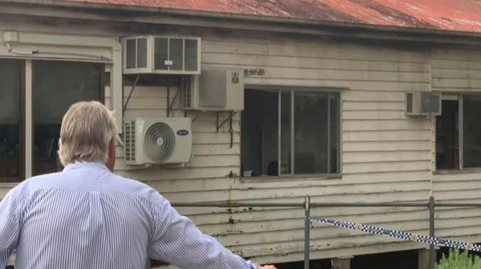 Owner distraught after century-old building lost to fire
