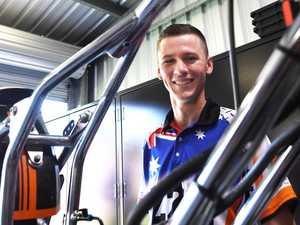 WATCH: Rockhampton speedway rider living the dream