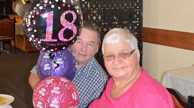Great-grandmother of 20 celebrates her 18th birthday