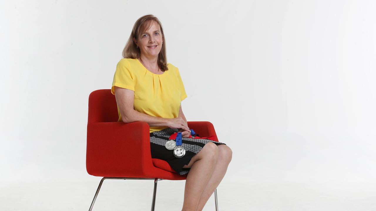 Pride of Australia medallist Vanessa Fowler. Pics Tara Croser.