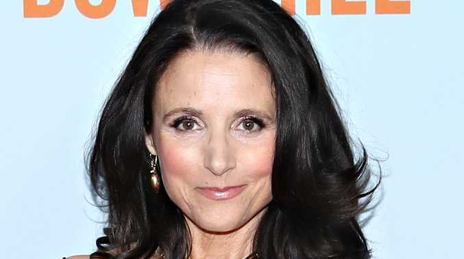 Julia Louis-Dreyfus: How to stay funny