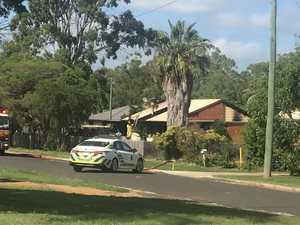 CRIME SCENE: Early morning fire engulfs Kingaroy home