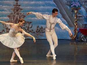 Moscow Ballet comes to town