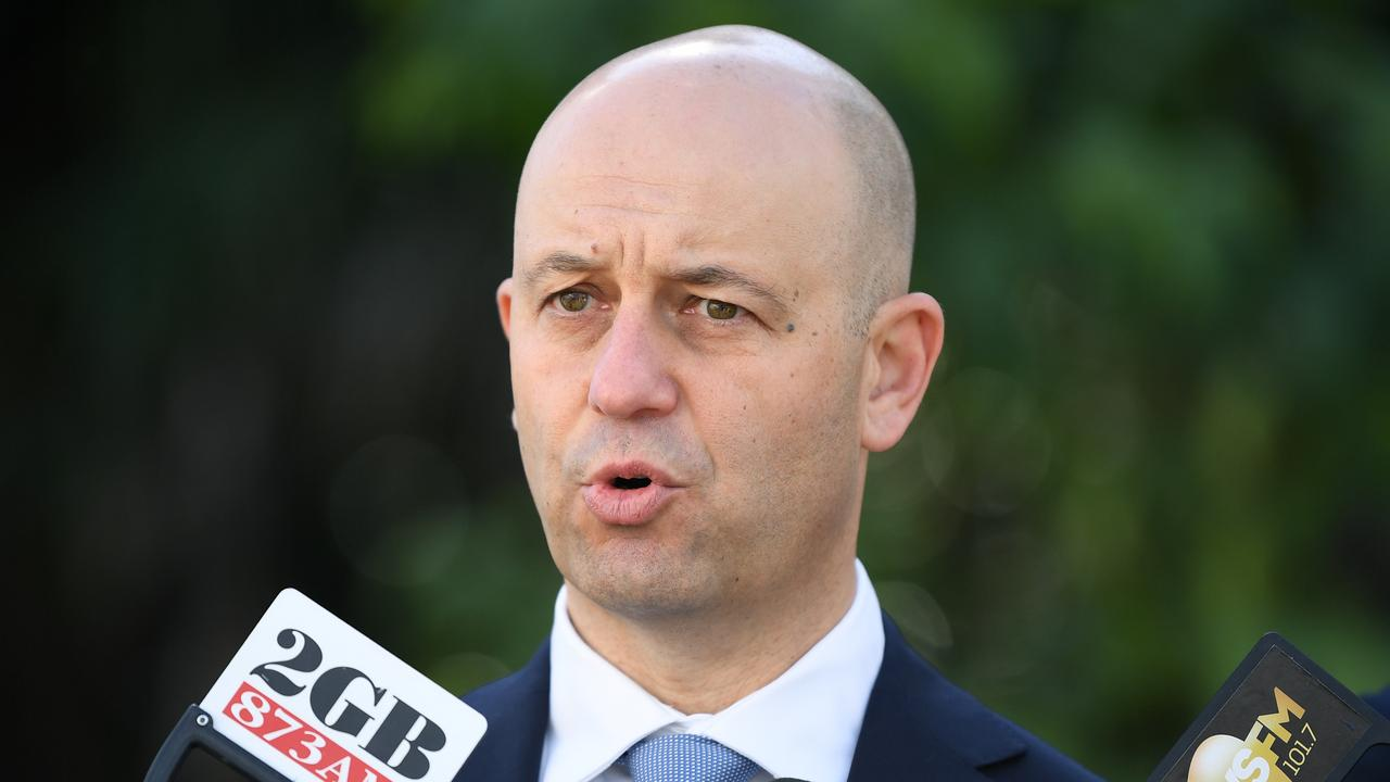 NRL boss Todd Greenberg will speak more on the expansion agenda at the season launch in Brisbane on Monday. Picture: AAP
