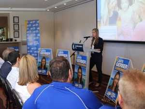 'They deserve better': LNP candidate launches campaign